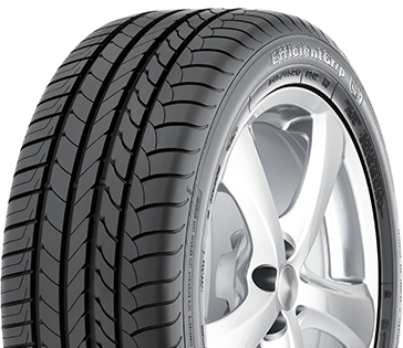 Goodyear, EfficientGrip SUV, 255/65R 17 114H XL